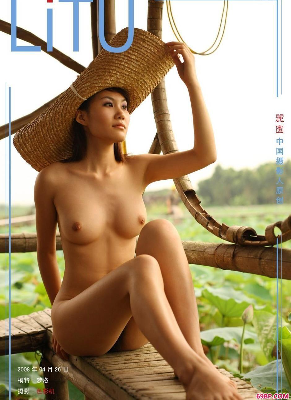 荷塘梦洛人与自然如此亲近3