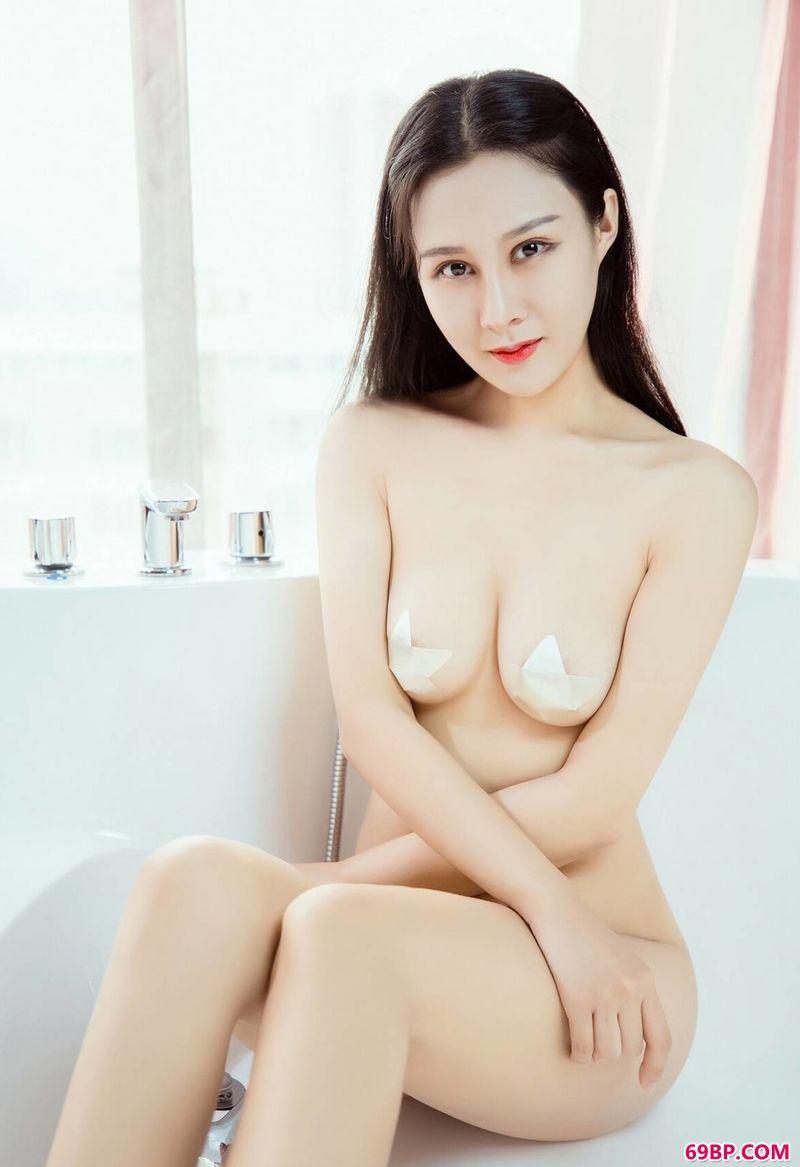 国模紫怡唯美艺术人体摄影
